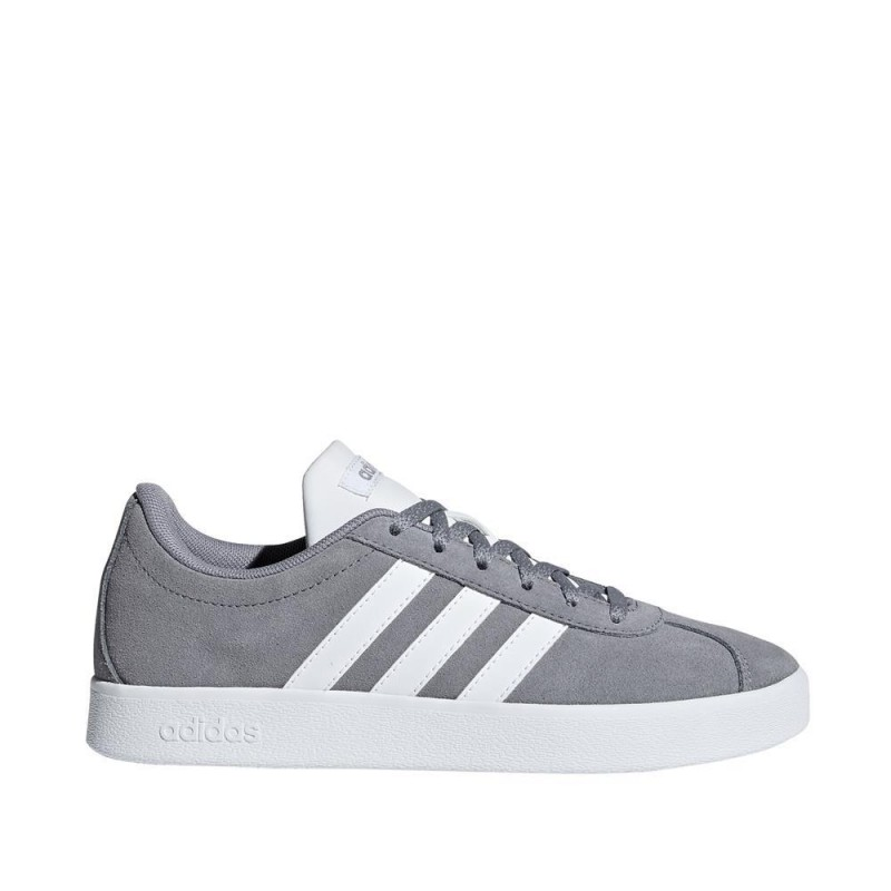 Gris Gris Deportiva Mujer Mujer Vl B75692 Adidas 2 Court pfY8fnHqw