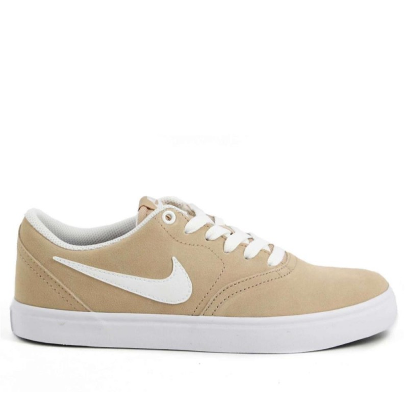 best cheap a923a 55670 DEPORTIVA MUJER NIKE BQ3240-200 SB CHECK SOLAR SUDE BEIG nike sb check  solar mujer