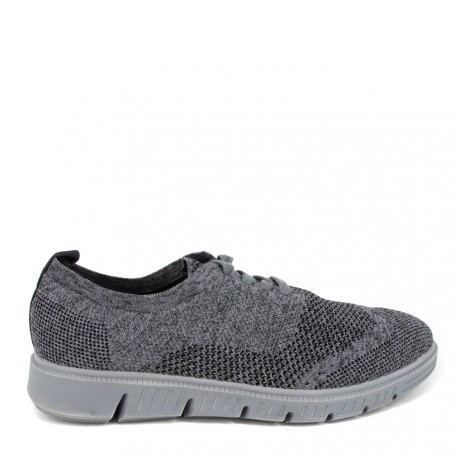 FALKO KNITTED-13 GRIS